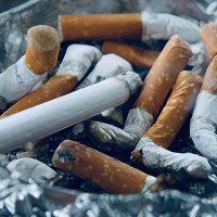 タバコのニオイに